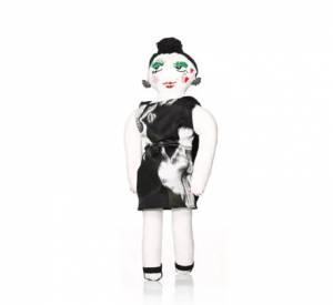 Les poupées d'Alber Elbaz pour Lanvin.