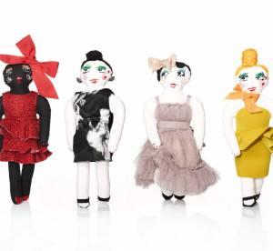Les poupées de l'espoir d'Alber Elbaz pour Lanvin