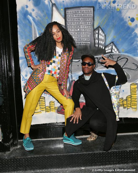 Solange Knowles nouvelle directrice artistique de Puma.