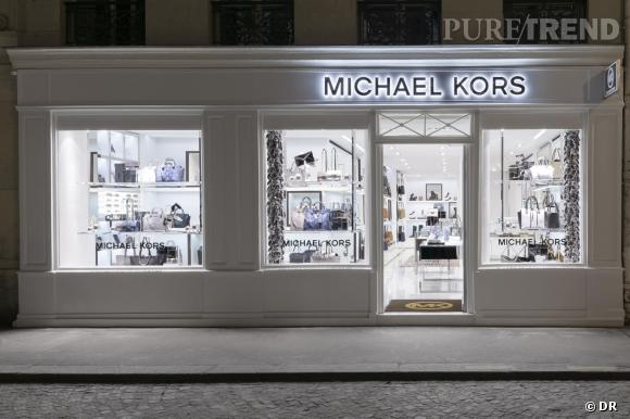 Michael Kors, 43 rue des Francs-Bourgeois, 75004 Paris.