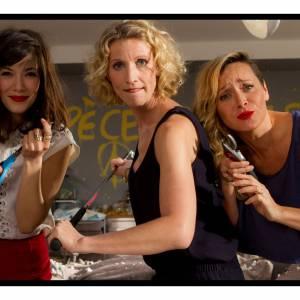 """""""Jamais le premier soir"""" : Alexandra Lamy, Mélanie Doutey et Julie Ferrier, un joli trio !"""