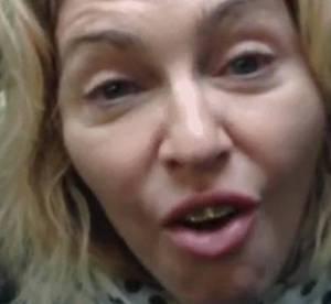 Madonna au naturel : aïe... vision d'horreur sur Vine !