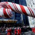 Ambiance de Noël à la parade de Thanksgiving Macy's !