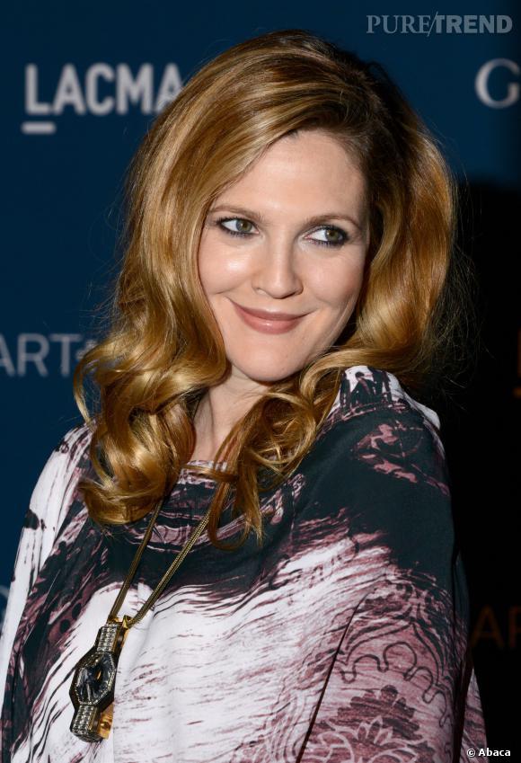 Drew Barrymore est aujourd'hui une future maman comblée.
