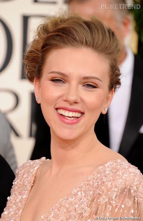 Scarlett Johansson, future mariée à la carrière florissante !