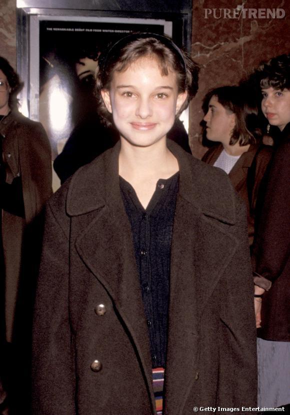 Natalie Portman, repérée à 10 ans choisit la comédie au mannequinat.