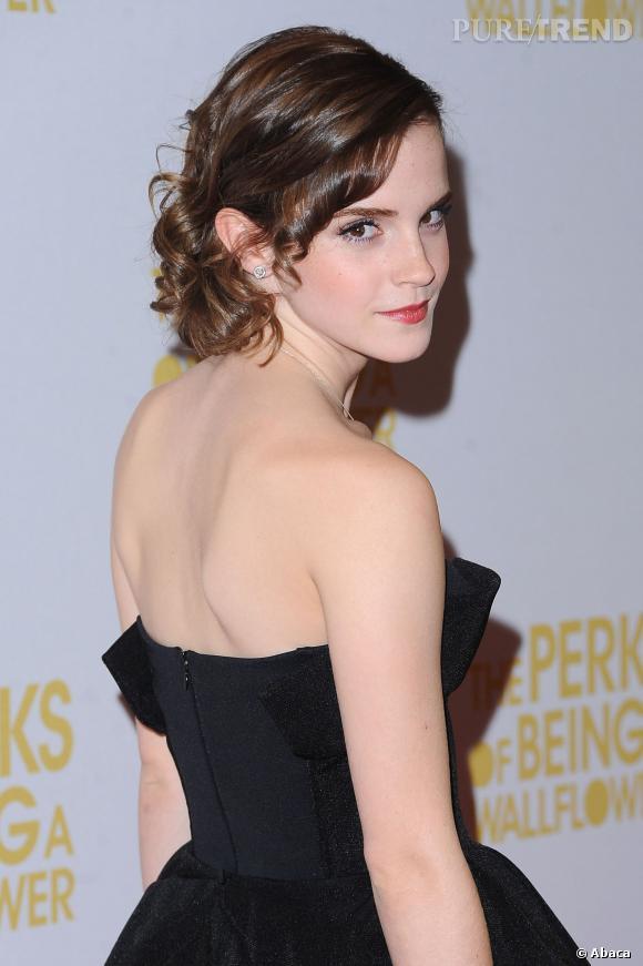 Emma Watson tourne à présent pour les plus grands.
