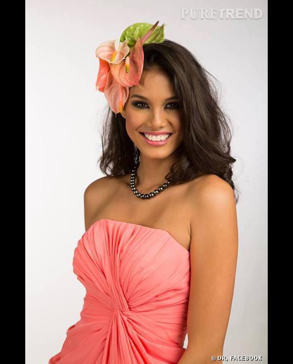 Miss Tahiti, Mehiata Riaria.