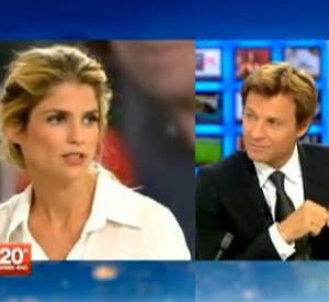Il y a quelques jours, ALice Taglioni répondait aux questions de Laurent Delahousse sur France 2.