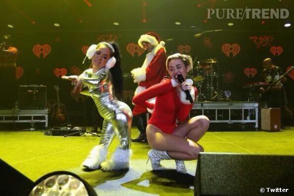 Miley Cyrus ne recule devant rien pour faire parler d'elle...
