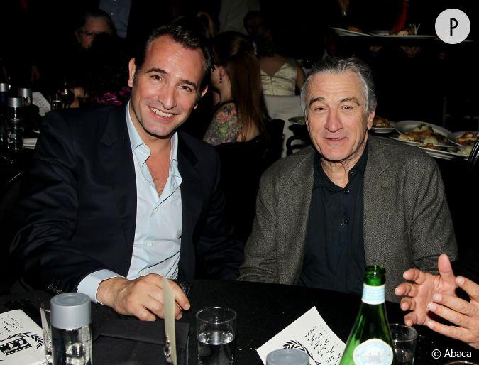 Jean dujardin a des amis partout hollywood tout le for Dujardin qui imite de niro