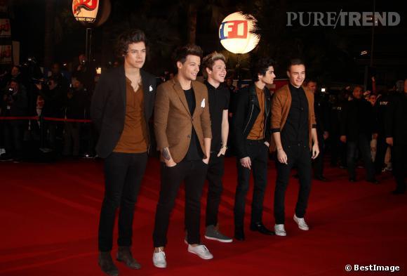 Les One Direction sont une nouvelle fois parmi les nominés cette année. Selon nous, de manière totalement objective, ils vont gagner.