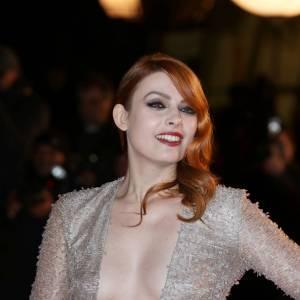 Elodie Frégé, hautement glamour aux NRJ Music Awards 2013 à Cannes.