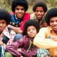 Les Jackson 5 : coupe afro et pattes d'eph pour tout le monde.