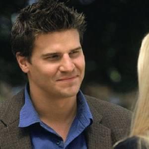 """David Boreanaz a fait quelques pas au cinéma, comme dans """"Mortelle Saint-Valentin""""."""