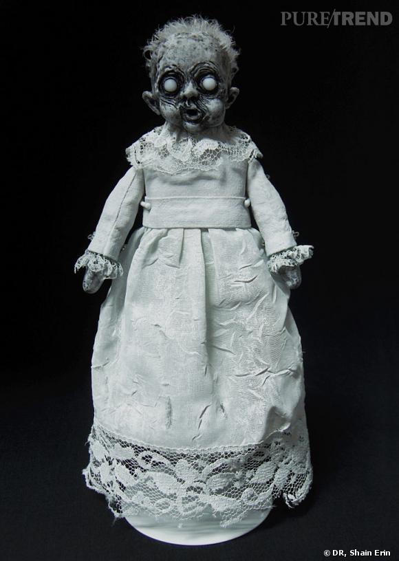 Le cadeau qui fait peur : Votre nièce demandait une Barbie ? Pas sûr qu'elle apprécie cette poupée zombie...