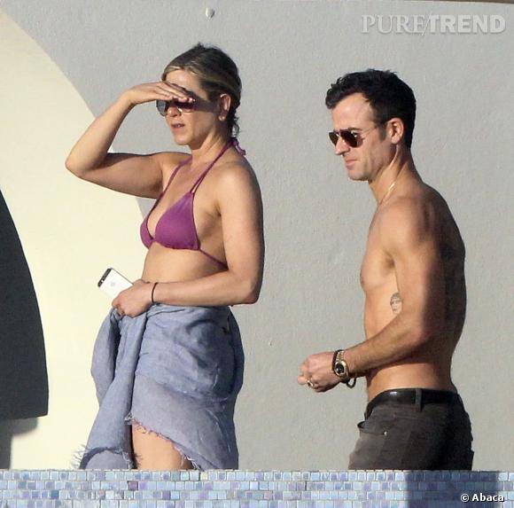 Jennifer Aniston et Justin Theroux passent les fêtes de fin d'année à Los Cabos au Mexique.