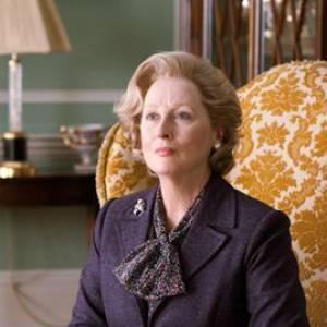 """Meryl Streep se glisse dans la peau de Margaret Thatcher pour """"La Dame de Fer""""."""