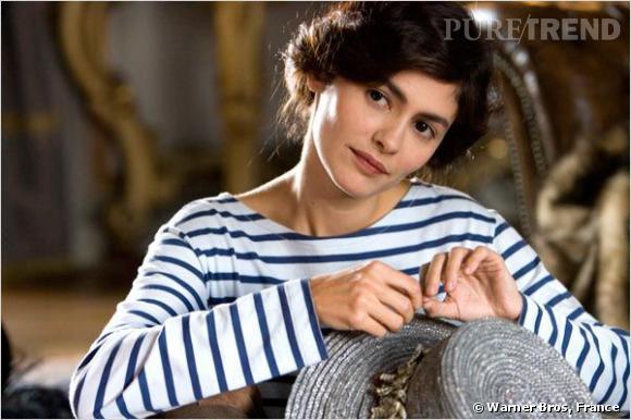 Parmi les actrices à avoir incarné Coco Chanel à l'écran, l'actrice française Audrey Tautou.