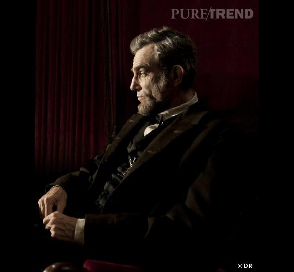 """""""Lincoln"""", interprété par Daniel Day-Lewis."""