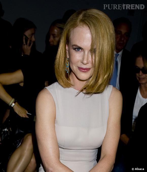 Nicole Kidman, l'actrice qui a su dompter l'image de Grace de Monaco.