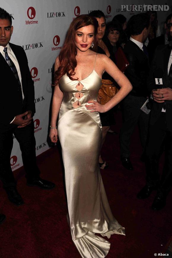 Si la ressemblance était là, pas sûr que le rôle permettra à Lindsay Lohan de rebooster sa carrière.