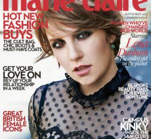 Lena Dunham, covergirl inattendue de Vogue US