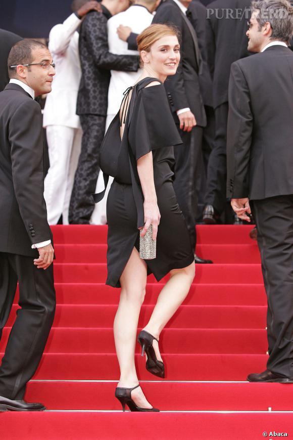 Julie Gayet, une actrice sur tous les fronts.