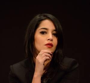 Leïla Bekhti, atout glamour du Festival de l'Alpe d'Huez 2014
