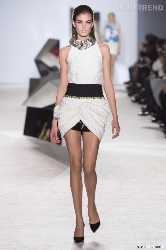 Défilé Giambattista Valliparis printemps-ete 2014