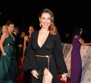 Kelly Brook, le téton de trop des National Awards 2014 ?