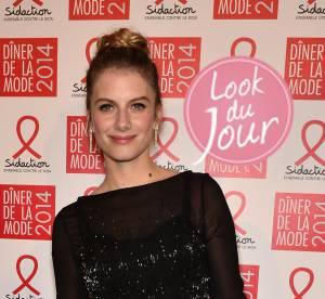 Mélanie Laurent : la maman chic du 12e Dîner de la Mode