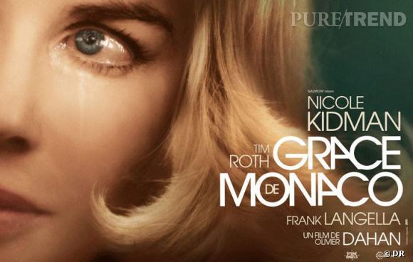 Nicole Kidman dans Grace de Monaco : le film à Cannes.