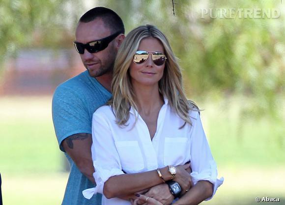 Heidi Klum serait célibataire selon le site People ! Elle se serait séparée de son petit ami Martin Kirsten, avec qui elle sortait depuis un an et demi.