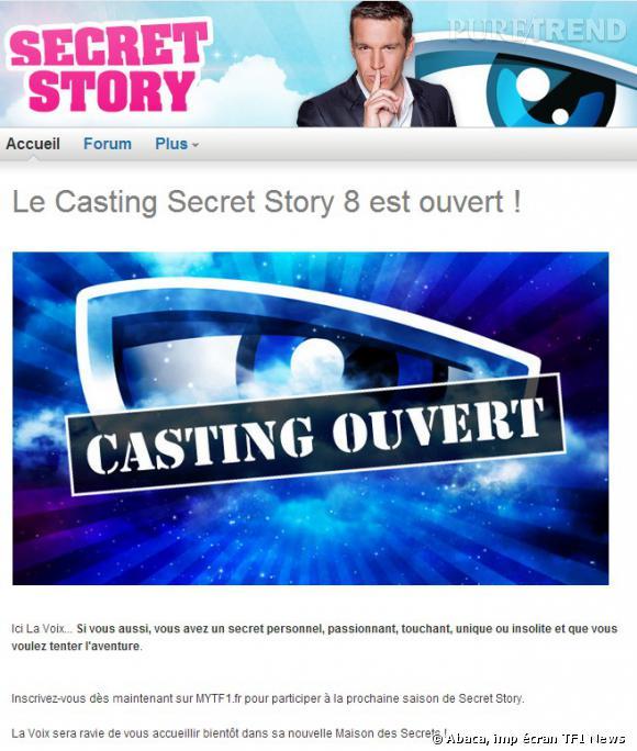 """Le casting de la saison 8 de """"Secret Story"""" est ouvert."""