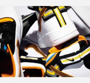 Nike + RT Air Force 1.