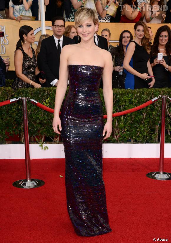 Jennifer Lawrence et Christian Dior ? Une histoire d'amour qui durera 3 ans encore.