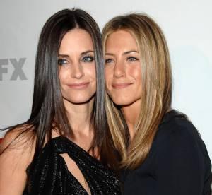 Jennifer Aniston : Courteney Cox ''a été là dans les moments difficiles''