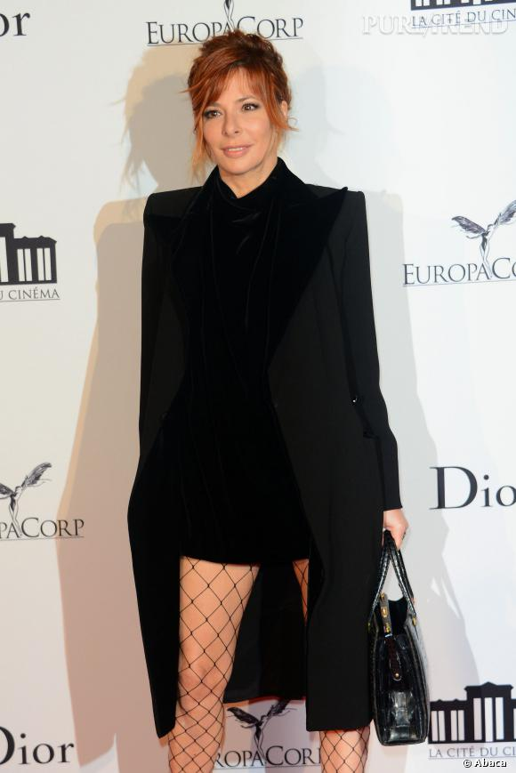 N°1 : Mylène Farmer 4,7 millions d'euros.