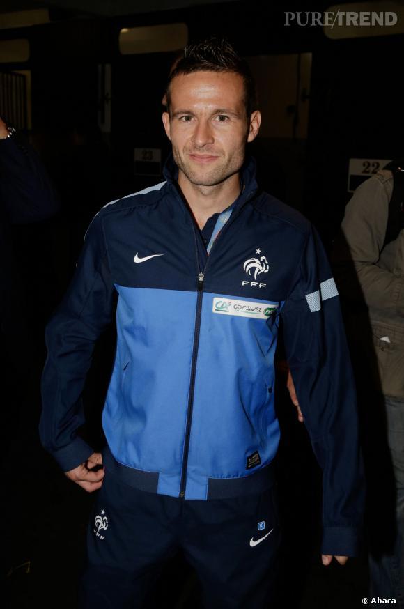 Yohan Cabaye, le nouveau beau gosse du PSG qui va faire des soirées foot un moment beaucoup plus sympa.