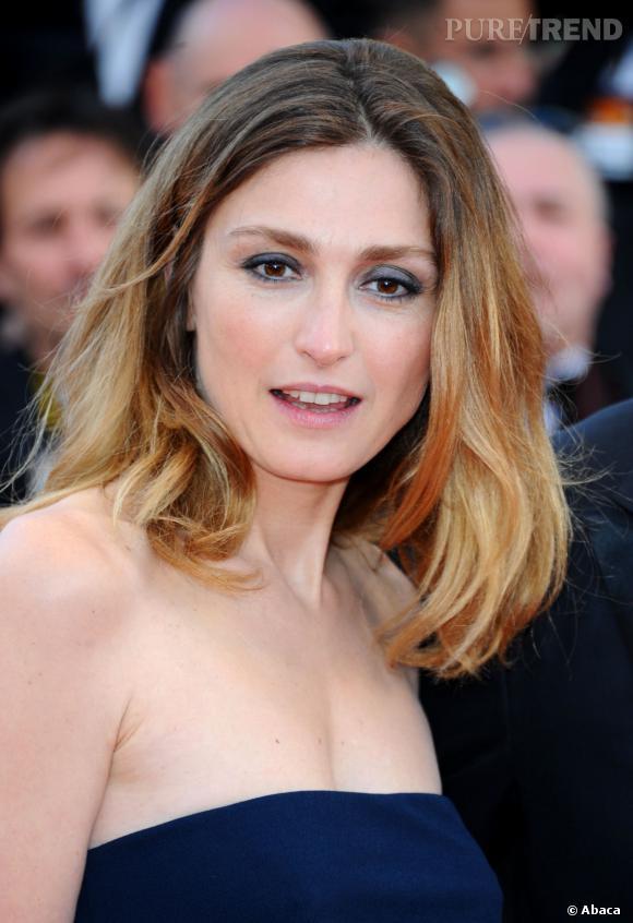 """Julie Gayet nommée aux César 2014 pour """"Quai d'Orsay""""."""