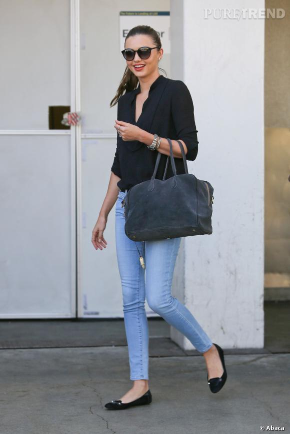 Miranda Kerr est particulièrement douée pour concocter des tenues estivales. On a donc hâte de la voir dans la colelction H&M !
