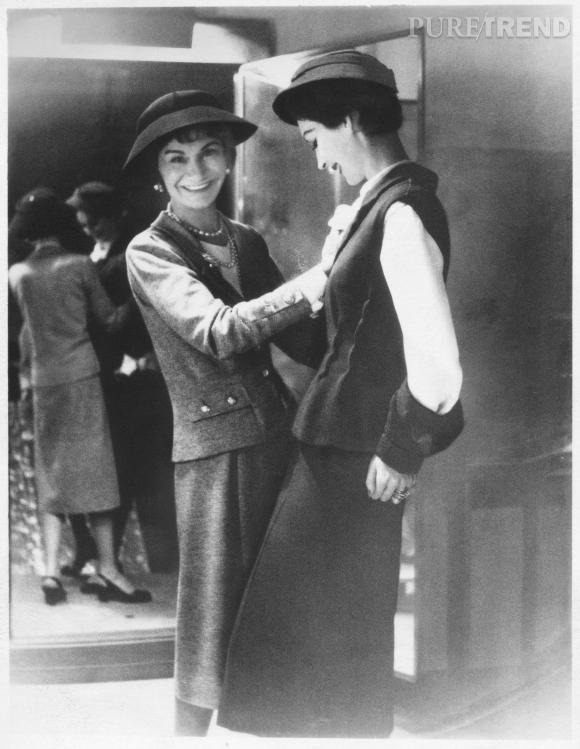 Gabrielle Chanel, la créatrice qui a libéré les silhouettes des femmes.