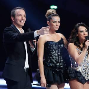 """Stéphane Rotenberg a également animé l'émission """"Ice Show"""" diffusée sur M6, avec en participante Clara Morgane."""