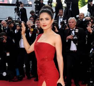 Salma Hayek, Nora Arnezeder... Les plus beaux escarpins rouges des stars