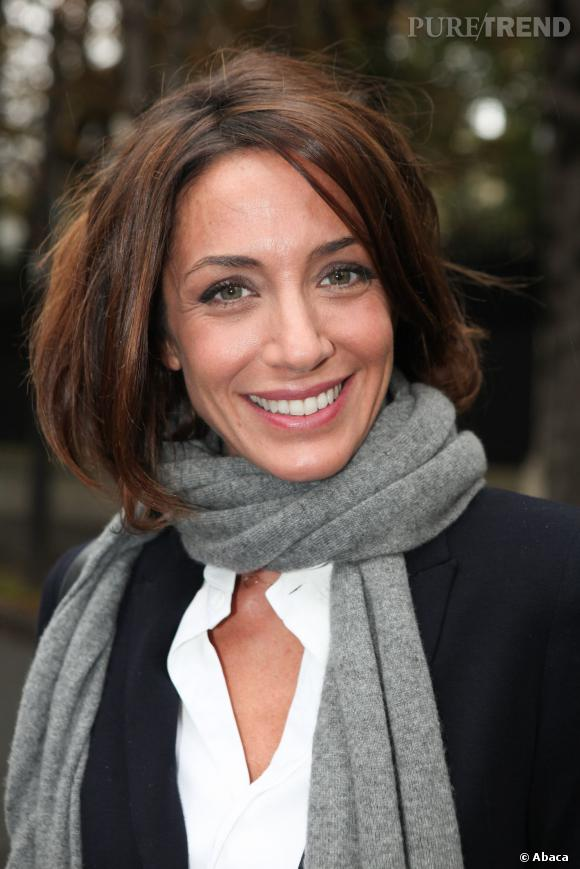 Virginie Guilhaume, en passe de devenir une figure incontournable de France 2.