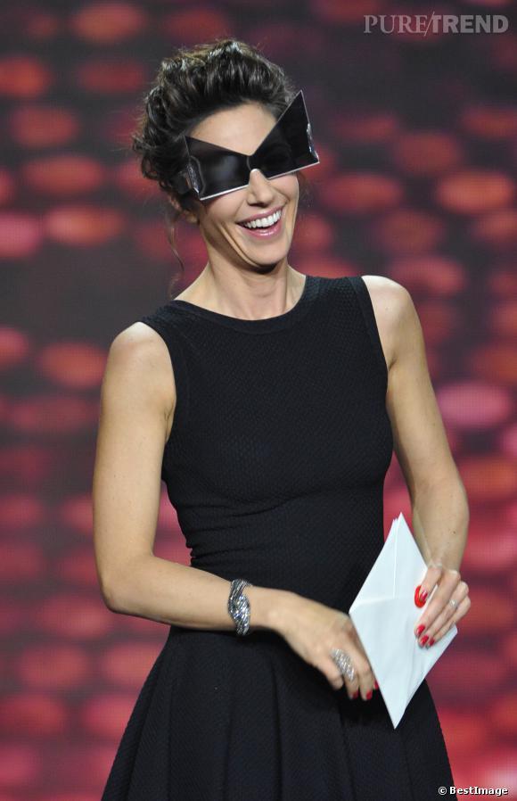 Virginie Guilhaume, drôle et charismatique, elle sait charmer le public de France 2.