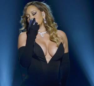 Mariah Carey, Nabilla, Shy'm... Les robes les plus indécentes sur tapis rouge