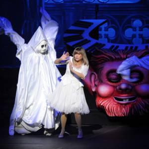 Les fantômes de Chantal Goya.