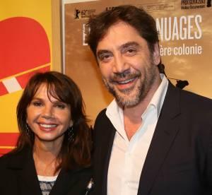 """Victoria Abril et Javier Bardem : Complicité et charme pour """"Enfants des nuages"""""""